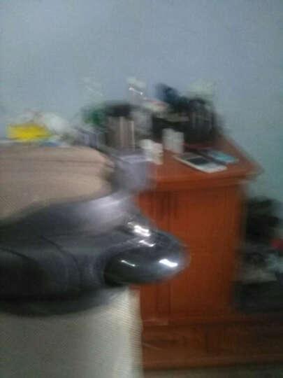 茵语拉杆箱行李旅行皮箱包静音轮子万向轮子维修理轱辘配件 80*22黑 晒单图