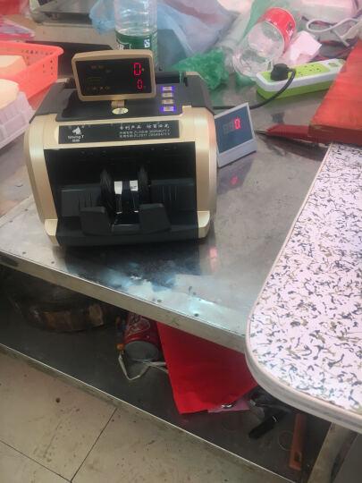 盛图(sheng·T) 盛图 验钞机小型便携式智能语音验钞仪银行专用办公B类点钞机 金色 晒单图