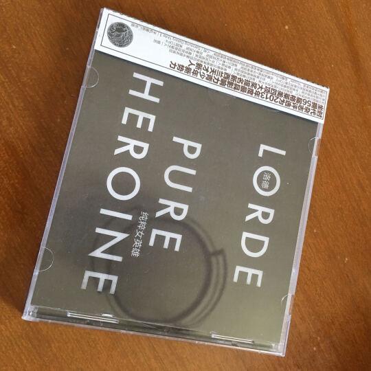 洛德:纯粹女英雄(CD) 晒单图