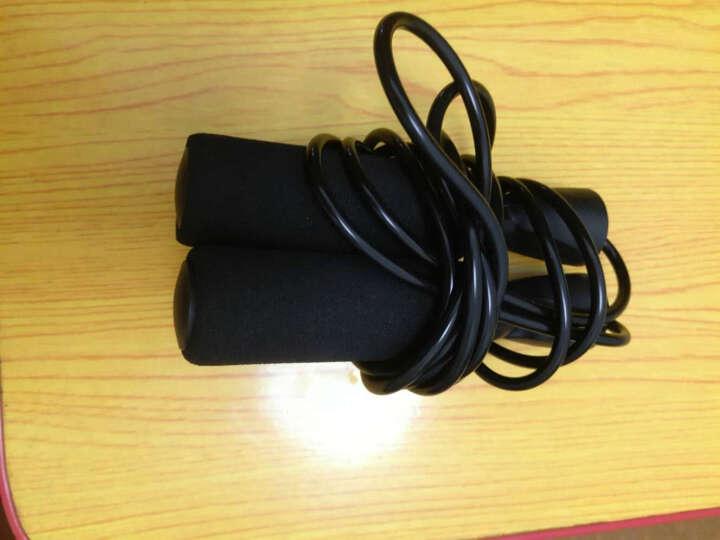 kufun 跳绳减肥专业轴承成人学生儿童健身中考可调节绳子 标准款-双层包芯PVC绳 晒单图