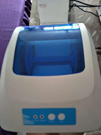 佳博(Gprinter)GP-1324D热敏条码标签打印机电子面单打印机快递单二维码不干胶1724D 1324官方标配+面单盒 晒单图