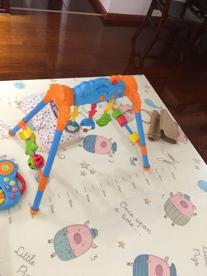 英纷 早教益智婴儿玩具0-1岁 宝宝婴儿健身架 海洋健身架0816 晒单图