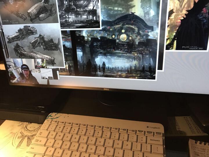 戴尔(DELL) U2515H 25英寸2K超高清旋转升降专业级IPS屏显示器 晒单图