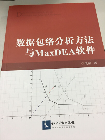 数据包络分析方法与MaxDEA软件 晒单图