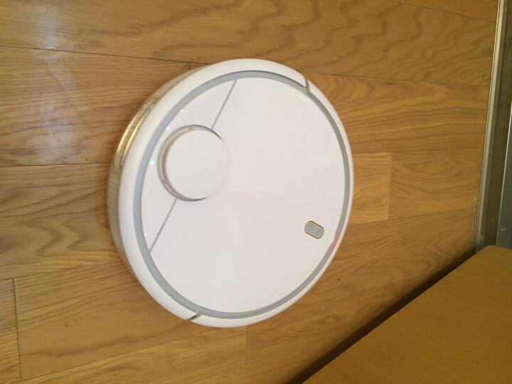 小米(MI)扫地机器人米家家用智能超薄静音无线吸尘器全自动规划清扫清洁机器人扫地机远程APP操控 米家扫地机器人+虚拟墙 晒单图