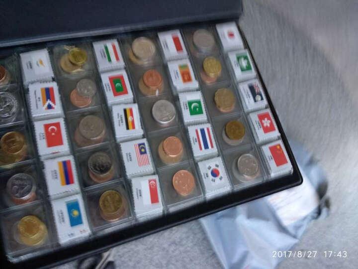 天意典藏 60国家世界硬币 120国家世界硬币 纪念币 钱币 28国笔筒外国硬币 28国钱币硬币笔筒 晒单图