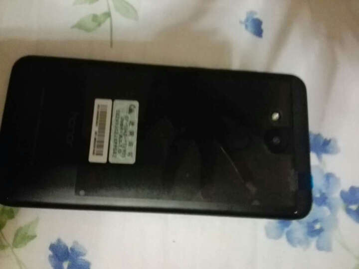 荣耀 V9 play 全网通 高配版 4GB+32GB 幻夜黑 移动联通电信4G手机 双卡双待 晒单图