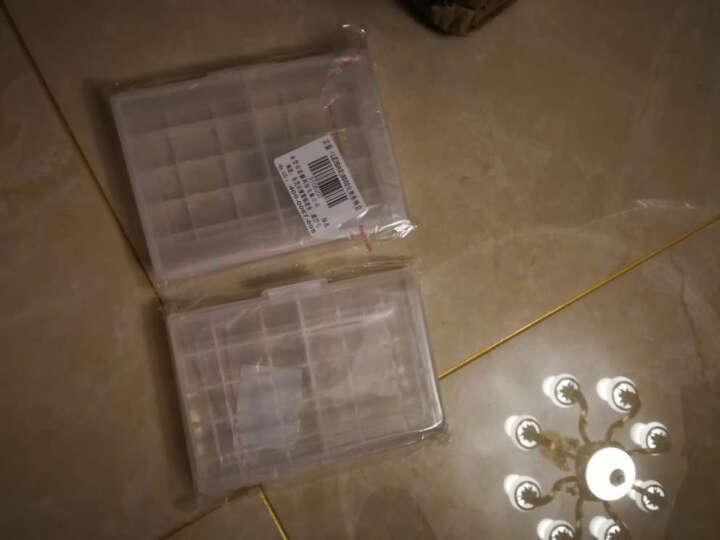 南孚(NANFU)聚能环5号电池8粒碱性电池/儿童玩具/血压计/挂钟/鼠标键盘/遥控器电池LR6AA 晒单图