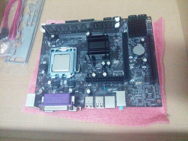 铭瑄MS-挑战者 H310 CPU主板套餐八代九代主板 H310+i7 8700 cpu散片套餐8G内存 晒单图