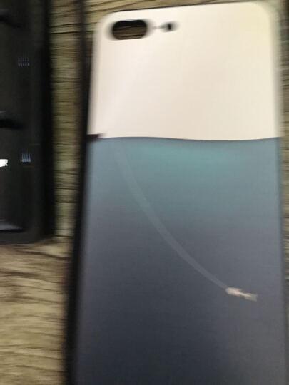 亿色(ESR)iPhone7 plus钢化膜 3D曲面全屏全覆盖钢化膜 软边防碎高清手机保护膜 磨砂黑 晒单图