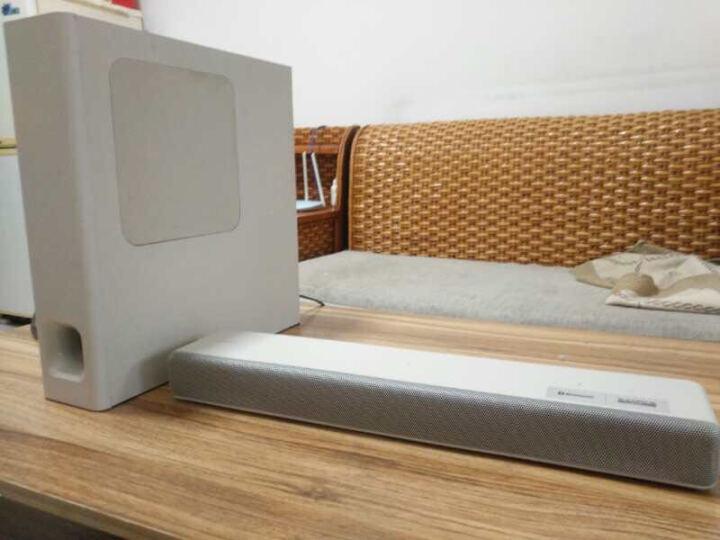 索尼(SONY)HT-MT300 迷你回音壁 支持沙发模式 3D 4K/NFC无线蓝牙 电视音响 家庭影院 音箱 Minibar 晒单图
