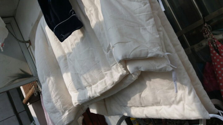 蒂乐婴儿睡袋秋冬抱被双内胆棉花加厚防踢被儿童睡袋可拆卸 DL406M-B 天蓝 M(120*70cm) 晒单图