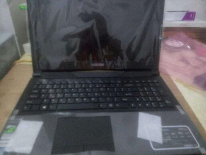 神舟(HASEE)战神Z7M-SL7 15.6英寸游戏本笔记本电脑(i7-6700HQ 8G 1T GTX965M 1080P)IPS 晒单图