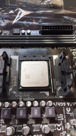 华硕(ASUS) A68HM-E AMD FM2/FM2+全固态电脑主板 晒单图