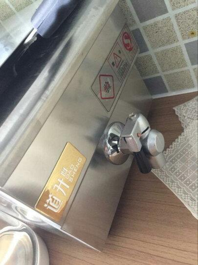 道升(DAOSHENG) 欧式单缸电炸炉商用油炸锅油条机炸鸡排炸薯塔薯条机油炸机电炸锅 101v  单缸  10L 晒单图