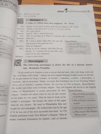 包邮2019年全国英语等级考试三级PETS3教材+指导+口试+语法+词汇+听力+全真+历年+阅读写作 晒单图