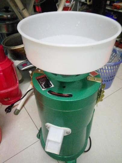 纳丽雅 磨浆机商用电动浆渣分离豆浆机不锈钢多功能打浆机豆腐机 125型升级款 晒单图