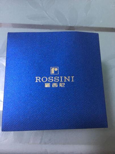 罗西尼(ROSSINI)手表 雅尊商务系列时尚潮流皮带石英女表516368G01A 晒单图