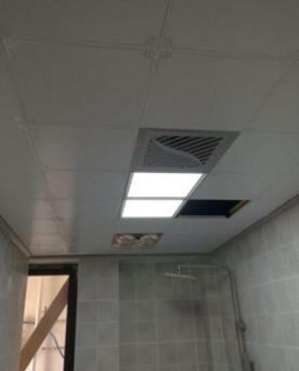 欧米克 集成吊顶 铝扣板 简约套餐  送辅料 包安装 厨房卫生间吊顶 15平方客厅套餐 晒单图