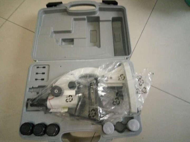 凤凰(Phenix) 生物显微镜XSP-02-640学生便携光学高倍高清看精虫血标本 套餐3=套餐2+萨伽单反摄影套件 晒单图