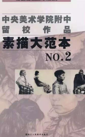 中央美术学院附中留校作品:素描大范本NO.2 晒单图