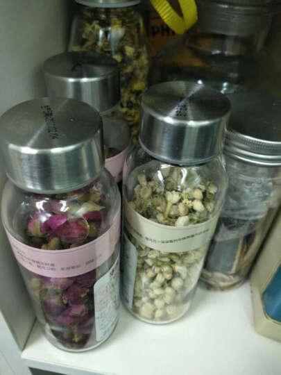 良工尚品 茶叶 花果茶 山楂片 山东泰安原产地 山楂茶 瓶装可泡饮 75g 晒单图