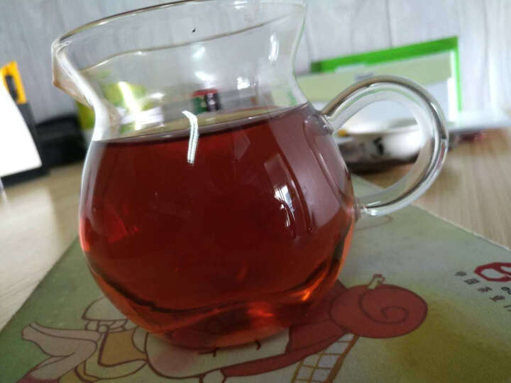 爱喝不喝 台湾日月潭红茶红玉18号冷泡茶包可调奶茶浓香型袋泡茶 晒单图