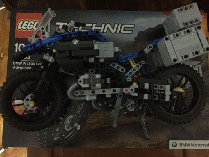 【乐高授权专营店】乐高(LEGO)积木玩具 科技机械组系列 31313 第三代机器人 晒单图
