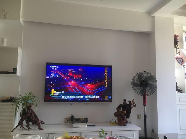 创维(Skyworth)60V8E 60英寸人工智能HDR 4K超高清智能液晶电视机(金色) 晒单图