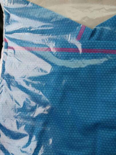 JeEpic JEEPic户外速干短袖T恤男女速干衣透气情侣夏季男运动短袖T恤速干跑步 荧光绿-女款 2XL 晒单图