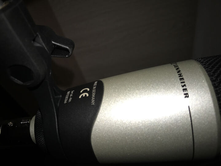 森海塞尔(Sennheiser) MK4电容麦克风录音K歌直播话筒主播声卡套装 网络主播专用设备 配Focusrite 4I4 3代声卡 晒单图