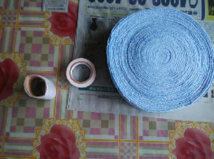 品特毛巾手胶 超细纤维吸汗带 大盘装握柄皮 浅蓝色 晒单图