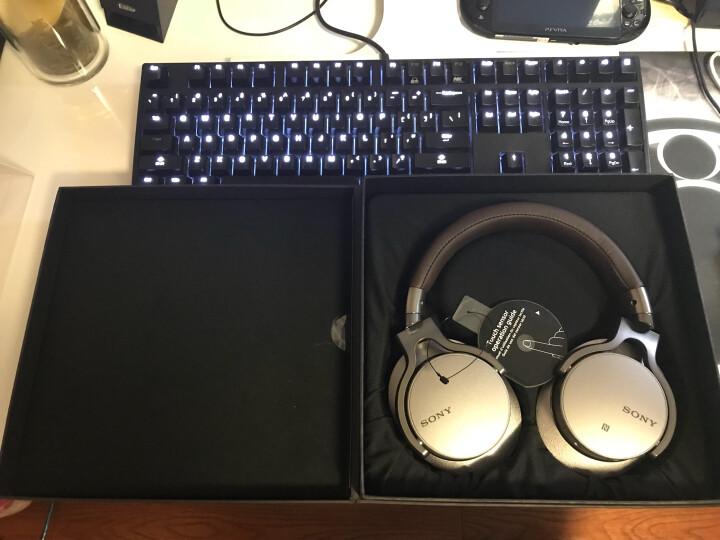 索尼(SONY)MDR-1ABT 触控高品质 无线立体声耳机 黑色 晒单图