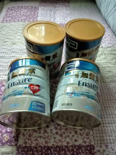 雅培(Abbott)成人奶粉 香港版金装加营素 学生中老年营养蛋白质奶粉 朱古力味 900g 晒单图