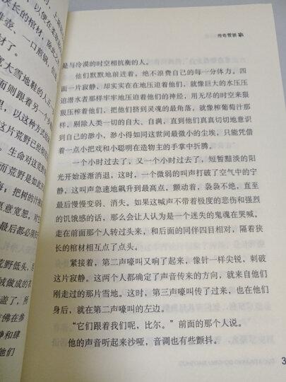传奇雪狼/国际大奖动物小说 晒单图
