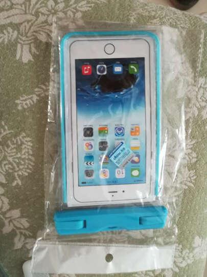 希途(Citoor) 手机防水袋大屏手机5.7寸 C2P32防水包游泳配件 蓝色 晒单图