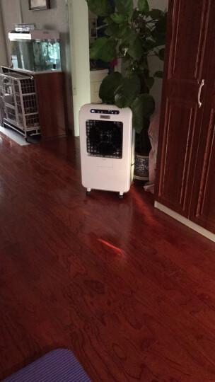 申井大容量家用办公室空气加湿器 室内落地无雾工业湿膜加湿机MH1500商用大面积红木印刷工厂加湿器 2500白色 晒单图