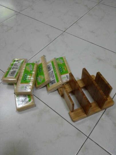 好管家 实木菜板家用鸡翅木砧板长方形红木切菜板厨房案板擀面板厚 送砧板架 +鸡翅木筷(38*27*3cm) 晒单图