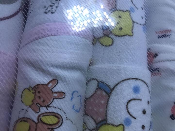 亿婴儿 婴儿礼盒新生儿13件套装婴儿衣服初生用品宝宝满月礼物615 粉色四季款 59/40  66/44 晒单图