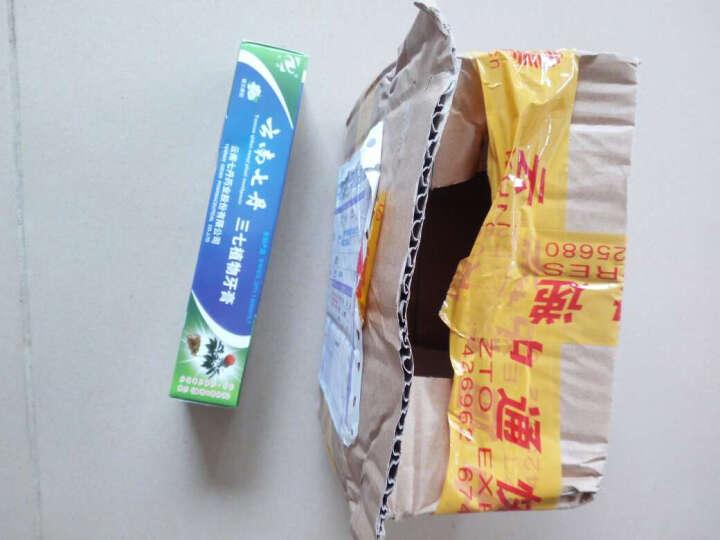 七丹 三七植物牙膏 留兰香型100克 晒单图