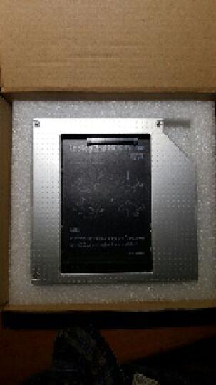 9.5毫米SATA新老款通用款笔记本光驱位机械固态SSD硬盘托架(送礼品拆机工具) 晒单图