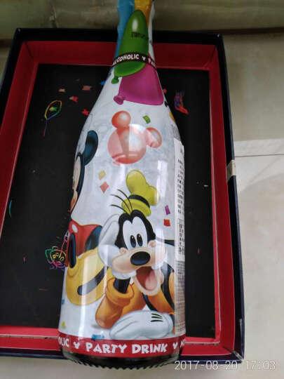 【天津自贸区】匈牙利进口 迪士尼无醇起泡饮品 米老鼠白葡萄味750ml 晒单图