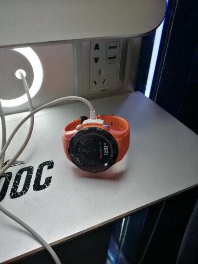【砍价送11件套】华为手表watch 2 智能手表 蓝牙无线心率监测智能穿戴运动计步器 watch 2 4G版 活力橙 晒单图