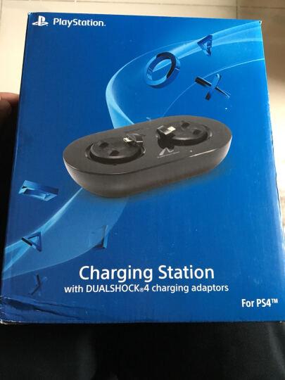 索尼(SONY) Sony 索尼 PS4 Slim Pro 游戏手柄 座充 双充 新款 多功能双充 可为 MOVE 充电 晒单图