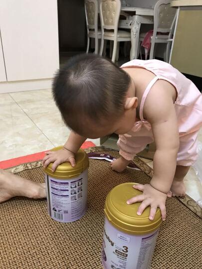 咔哇熊(Cowala) 超级金装幼儿配方OPO奶粉900g新西兰原罐进口3段兰佳系列 opo3段4罐3600g 晒单图