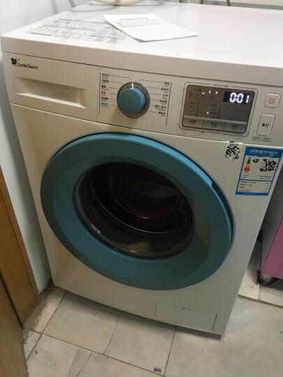 小天鹅(LittleSwan)WIFI智能 大视窗 大容量 8公斤变频滚筒全自动洗衣机 TG80-easy170WDX 晒单图