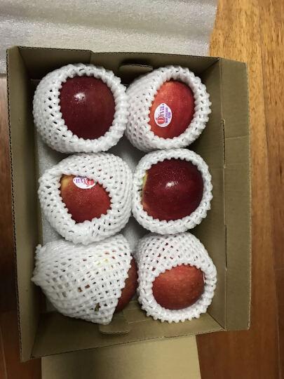 优选100 新西兰进口天后苹果 6个装 单个重155-190g 新鲜水果 晒单图