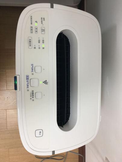 夏普(SHARP) 空气净化器 KC-W200SW1 (KC-W200SW升级款)除雾霾PM2.5除甲醛净离子群杀菌加湿(备案型号:KJ200F-W200/W) 晒单图
