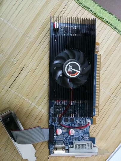 精影 R7-250 2GD5半高一体机显卡 2U LP高性能服务器小机箱通用 晒单图