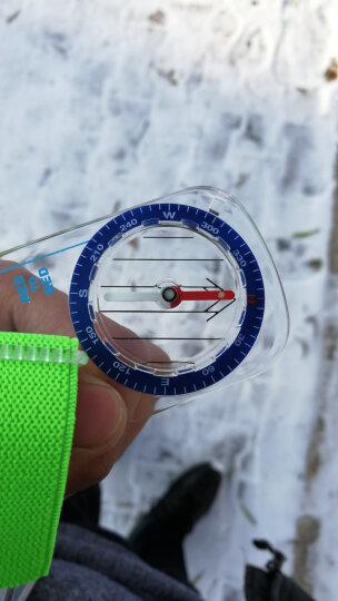 嘉格JIAGE大学生小学生定向运动指北针指南针定向越野指北针户外旅行强磁拇指式手指地图尺 晒单图